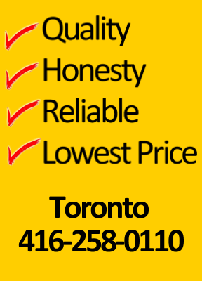 auto glass in toronto prices
